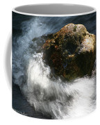 Time Rushing By Coffee Mug