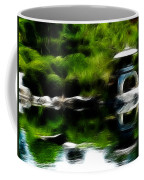 Time Slows For Meditation Coffee Mug