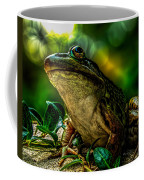Time Spent With The Frog Coffee Mug