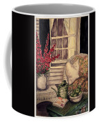 Time To Relax - Within Border Coffee Mug