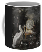 Time Waits For No One Coffee Mug by Terry Fleckney