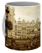 Timeless Grand Place Coffee Mug by Carol Groenen