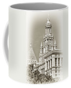 Timeless- New York City Hall Coffee Mug