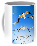 Timeless Seagulls Coffee Mug