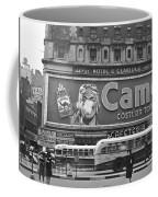 Times Square Advertising Coffee Mug