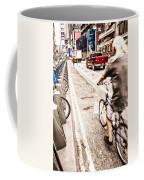 Times Square Ride Coffee Mug