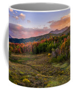 Timp Fall Glow Coffee Mug by Chad Dutson