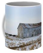 Tin Barn Color  Coffee Mug