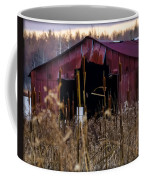 Tin Roof Rusted Coffee Mug by Bill Cannon
