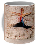 Shelly Ballet Jump Coffee Mug