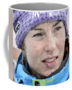 Tina Maze Coffee Mug