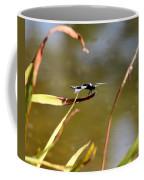 Tiny Blue-eyed Dragon Coffee Mug