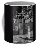 Tiny Dreamer Monochrome Coffee Mug