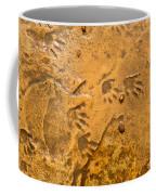 Tiny Patter Of Feet Coffee Mug