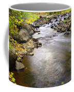 Tiny Rapids At The Bend  Coffee Mug