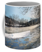 Tioughnioga River Landscape Coffee Mug