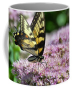 Tip Toe Through The Flowers Coffee Mug
