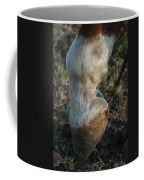 Tip Toeing Through The Fields. Coffee Mug