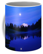 Tipsoe Lake In The Morn  Coffee Mug by Jeff Swan