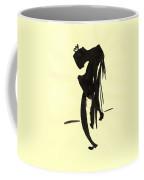 Tired King Coffee Mug