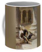 Tired Minstrels Coffee Mug