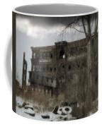 Where All The Tires Go Coffee Mug