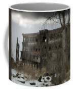 Where All The Tires Go Coffee Mug