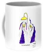 Tis Long Cold Shower Coffee Mug by Tis Art