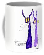 Tis Meets Ulysses Coffee Mug