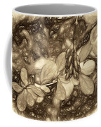 Tis The Season - Antique Sepia Coffee Mug