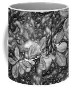 Tis The Season Bw Coffee Mug