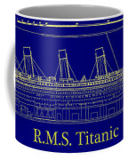 Titanic By Design Coffee Mug