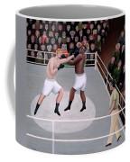 Title Fight Coffee Mug by Jerzy Marek