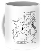 Title: Good Cop Coffee Mug