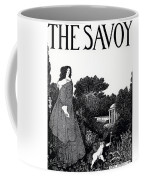 Title Page From The Savoy Coffee Mug