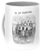 The Last Thanksgiving Coffee Mug