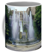 Tivoli Garden Fountain Coffee Mug