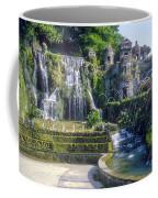 Tivoli Garden Fountains Coffee Mug