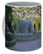 Tivoli Gardens Fountain And Pool Coffee Mug