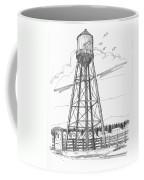 Tivoli Water Tower Coffee Mug
