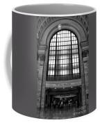 To All Trains Chicago Union Station Coffee Mug