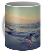 To Be Young Coffee Mug by Laurie Search