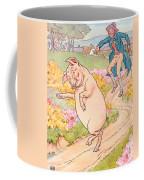 To Market To Market Coffee Mug by Leonard Leslie Brooke