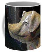 To Market We Go Coffee Mug by Tim Allen