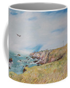 To The Lighthouse  Tribute To Virginia Woolf Coffee Mug by Asha Carolyn Young