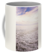 To The Ocean White With Foam Coffee Mug
