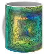 To The Treetops Coffee Mug