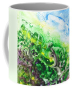 To The Unknown Abstract Path Number Five Coffee Mug