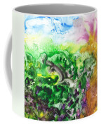 To The Unknown Abstract Path Number Six Coffee Mug