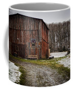 Tobacco Barn Coffee Mug